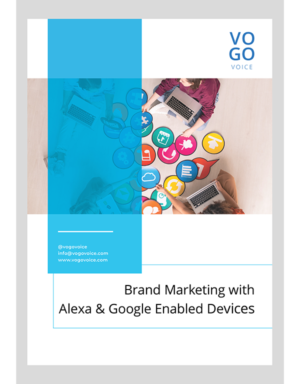 brand marketing with Alexa_VOGO Voice