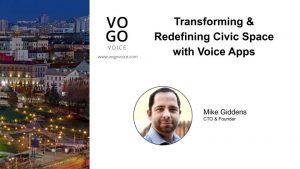 civic voice app webinar