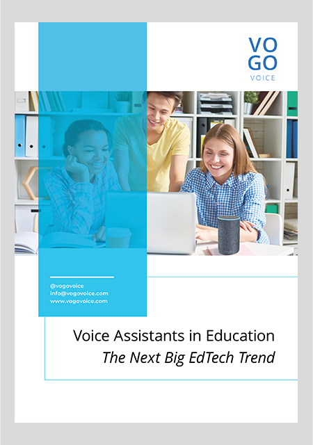 voice apps for education