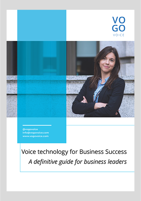 voice technology for business success_ebook